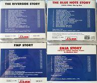 CD di musica jazz, mai ascoltati