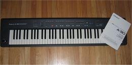 Tastiera Roland A30 ed Expander Sound Convas