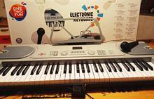 Pianola elettrica 61 tasti