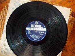 Disco in vinile Decca
