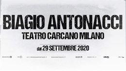 Biglietti Biagio Antonacci Teatro Carcano