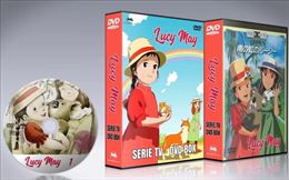 Lucy May serie animata completa in 10 dvd