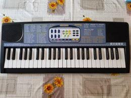 Tastiera Bontempi System 5 plus