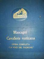 Cavalleria Rusticana opera lirica
