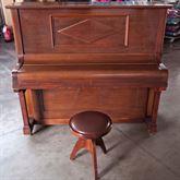 Pianoforte Carlberg - verticale