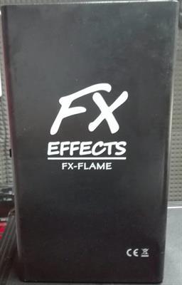 Macchina del fuoco fx-flame dmx