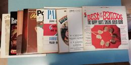 Dischi LP - vendibili separatamente