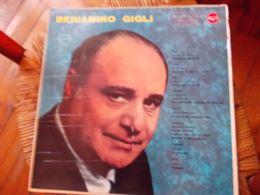 Disco in vinile - Beniamino Gigli