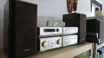 Set HI-FI Technics SC HD-350