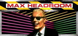 Max Headroom serie tv completa anni 80