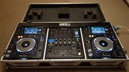 2X Pioneer CDJ2000 Nexus e DJM900 Nexus Mixer