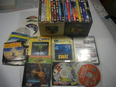 Giochi PC DVD set