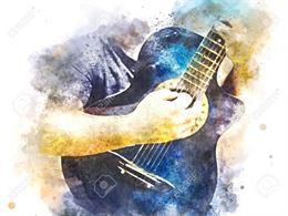 Corso di chitarra acustica/elettrica in videochiamata