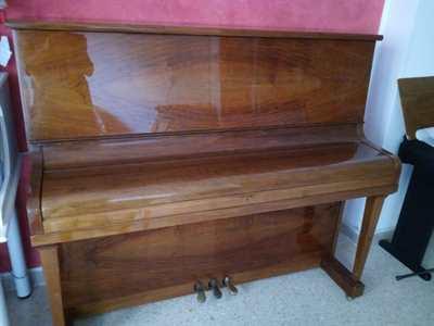 Pianoforte Verticale Schulze Pollmann