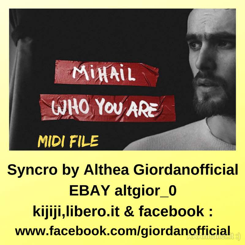 Mihail - Who you are - 1