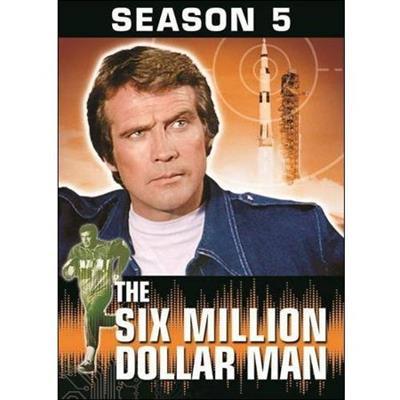 L'uomo da sei milioni di dollari (1977) stagione 4 e 5