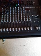 Mixer case e microfoni