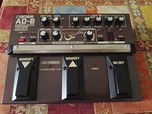 BOSS AD-8 Processore per chitarra acustica