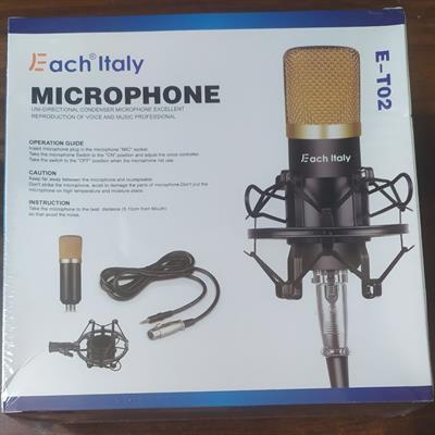 Microfono Each Italy nuovo
