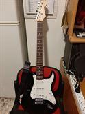 Chitarra Stratocaster di Liuteria