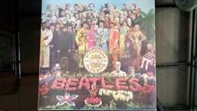 Vinile beatles Sgt peppers club band