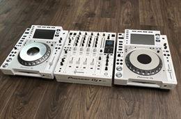 Pioneer CDJ 2000 NXS2 + DJM 900 NXS2 Edizione limitata